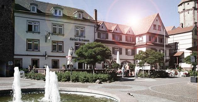 Hotel Schwan Wertheim